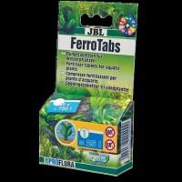 FERROTABS 30 TAB. FERTILIZANTE PLANTAS ACUÁTIC JBL