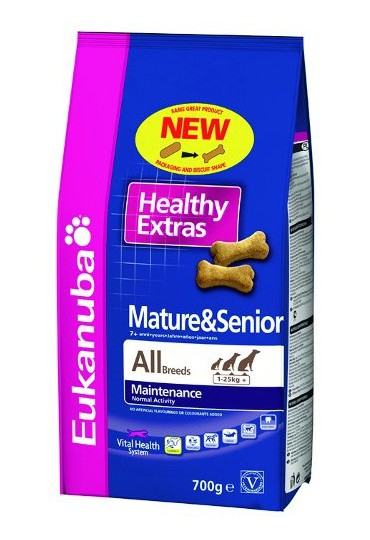 Eukanuba Healthy Extras Mature & Senior