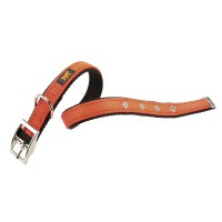 FERPLAST COLLAR DUAL CF25/53 ORANGE