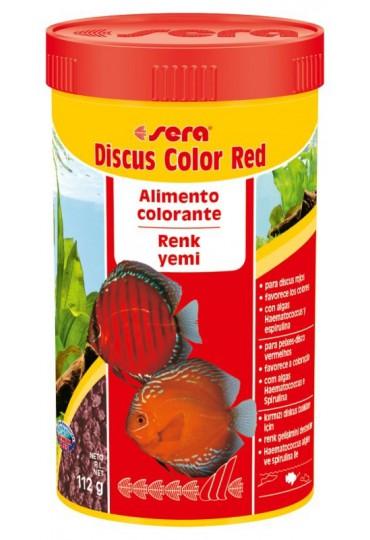 SERA DISCUS COLOR RED 250 ML ALIMENTO COLORANTE