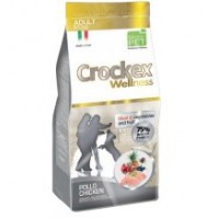 CROCKEX WELLNESS ADULT POLLO Y ARROZ MINI 2 KG