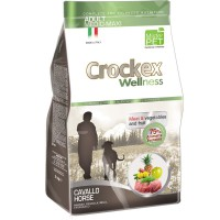 CROCKEX W. ADULT HORSE & RICE MINI 2 KG (Caballo y Arroz)