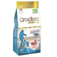 CROCKEX Wellness ADULT Fish & Rice MINI 7.5 KG (Pescado y Arroz)