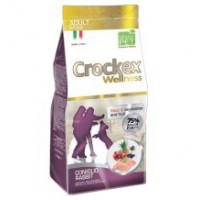 CROCKEX WELLNESS ADULT RABBIT & RICE MINI (Conejo y Pollo)