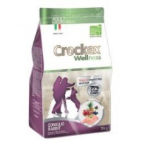 CROCKEX Wellness ADULT MEDIUM Rabbit & Rice MAXI (Conejo y Arroz)