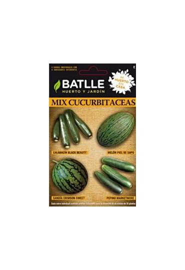 BATLLE MIX CUCURBITACEAS-HC