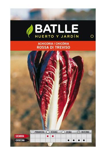 BATLLE SEMILLA ACHICORIA ROSSA DI TREVISO
