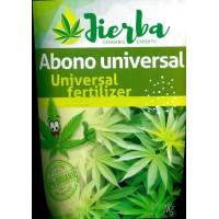 abono natural universal cannabis kg jierba ecogrow