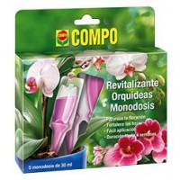 COMPO revitalizante ORQUIDEAS monodosis (5X30 ML)