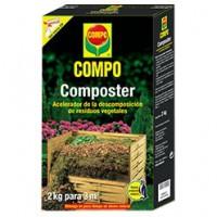Compo ABONO COMPOSTER con GUANO. 2KG.