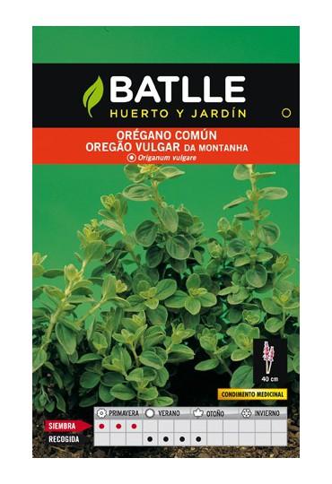 BATLLE OREGANO - ORIGANUM VINAGRE