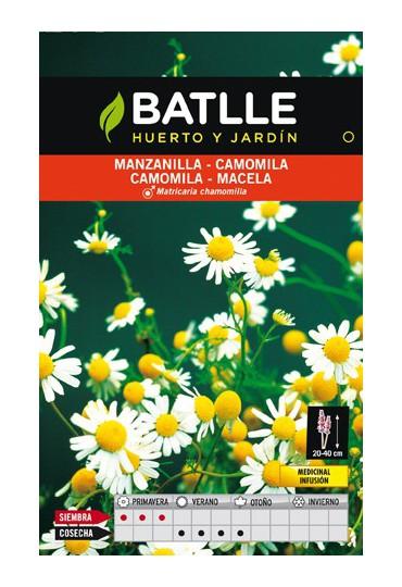 BATLLE SEMILLA DE MANZANILLA CAMOMILA