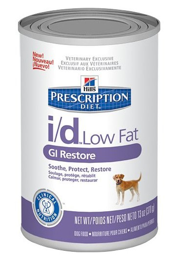 Hill's Canine I/D Low Fat Lata