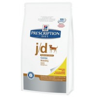 Hill's Canine J/D Reduced Calorie Seco