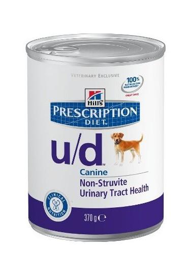 Hill's Canine U/D Lata