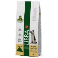 LIBRA DOG ADULT POLLO Y ARROZ 15 KG