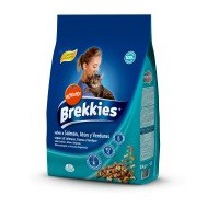 BREKKIES BEC MIX FISH 4 KG