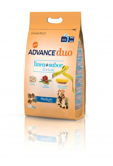 Advance Duo Linea + Sabor Medium