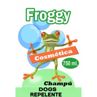 FROGGY CHAMPU REPELENTE 750 ML