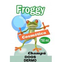 FROGGY CHAMPU DERMO 750 ML