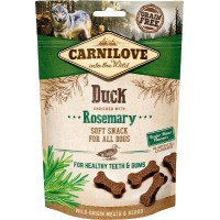 CARNILOVE SOFT SNACK DUCK & ROSEMARY 200G
