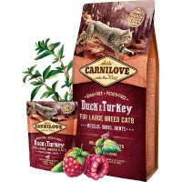 CARNILOVE DUCK & TURKEY LARGE JOINTS 2 KG