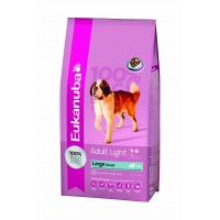 Eukanuba Adult Light Razas Grandes