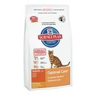 Hill's Feline Adult Optimal Care Pollo
