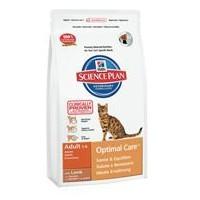Hill's Feline Adult Optimal Care Cordero