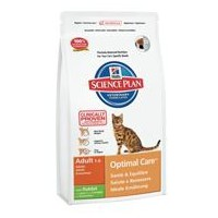 Hill's Feline Adult Optimal Care Conejo