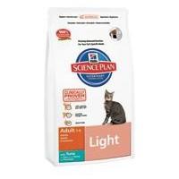 Hill's Feline Adult Light Atún