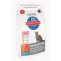 Hill's Feline Sterilised Young Adult Cat Atún