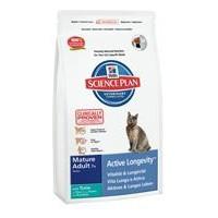 Hill's Feline Mature Adult 7+ Atún Active Longevity