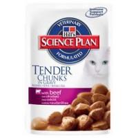 Hill's Feline Adult Ternera Pouch