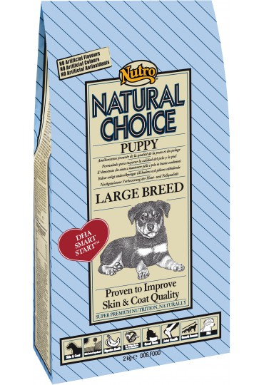 Nutro Puppy Razas Grandes