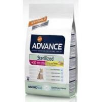 Advance Sterilized +10 Pollo y Cebada