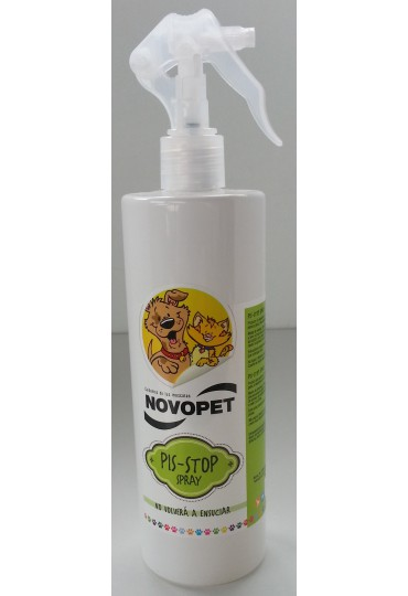 Novopet Pis Stop Spray