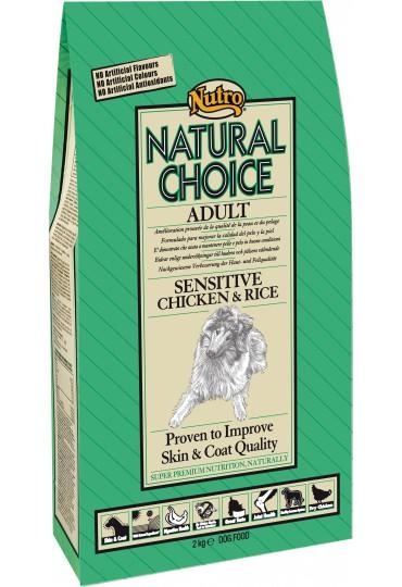 Nutro Adult Sensitive Pollo y Arroz