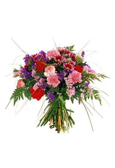 Ramos y centros flores frescas ramo de flores naturales - Ramos de flores grandes ...
