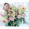 Ramo y Centro de flores naturales por encargo