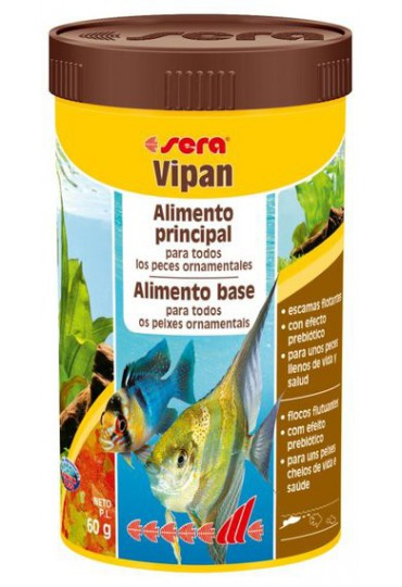 SERA VIPAN 250 ML.ALIMENTO BASE