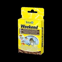 TETRA WEEKEND COMIDA PARA PECES TROPICALES 20 STIC