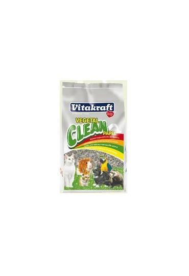 VITAKRAFT VEGETAL CLEAN PAPEL 25 LT