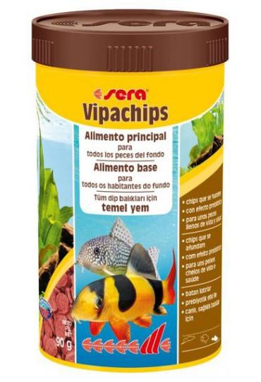 SERA ALIMENTO PRINCIPAL VIPACHIPS 250 ML.