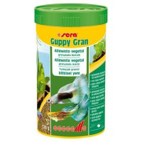 SERA GUPPY GRAN 250ML ALIMENTO VEGETAL