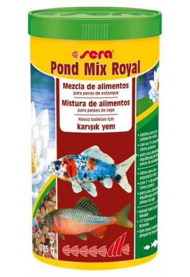 SERA MIX ROYAL 1000 ML MEZCLA DE ALIMENTO
