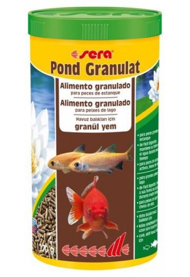 SERA POND BIOGRANULAT 1000 ML ALIMENTO GRANULADO