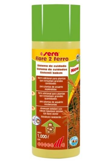 FLORE 2 FERRO 500 ML HIERRO ADICIONAL SERA