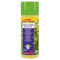 SERA FLORE 1 CARBO 500ML FERTILIZANTE