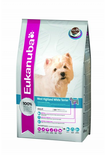 Eukanuba West Highland White Terrier